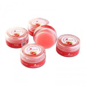Buy Wild Earth Luscious Strawberry Lip Balm - Nykaa