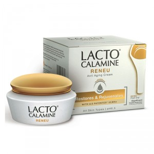 Buy Herbal Lacto Calamine Renue Anti Aging Cream - Nykaa