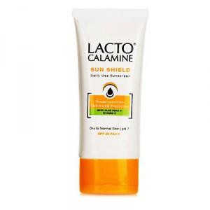 Buy Lacto Calamine Sunshield - Dry Skin - Nykaa