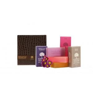 Buy Breathe Aromatherapy Luxury Bath  Soap Kit - Nykaa
