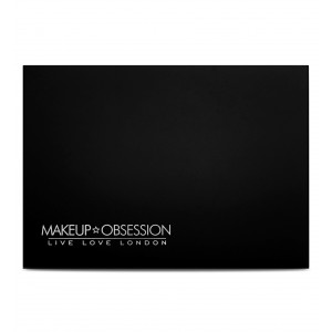 Buy Makeup Obsession Medium Palette - Basic Black Obsession - Nykaa