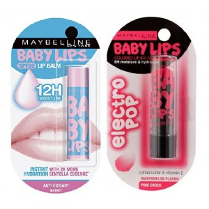 Buy Buy Maybelline New York Baby Lips Color Balm - Anti Oxidant Berry & Get Baby Lips Electro Pop Free - Nykaa