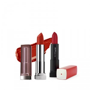 Buy Buy Maybelline New York Color Sensational Creamy Matte Lipstick - Rich Ruby & Get Color Sensational Lipstick Free - Nykaa