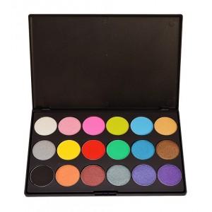 Buy MIB Eye shadow pallette EPP18 - 05 - Nykaa
