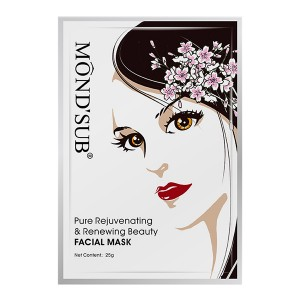 Buy Mond'Sub Pure Rejuvenating & Renewing Beauty Facial Mask (Pack of 1) - Nykaa