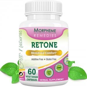 Buy Morpheme Remedies Retone Capsules for Menstrual Comfort - 500mg Extract - Nykaa
