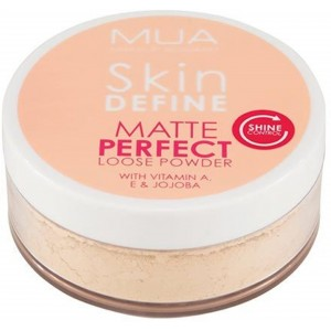 Buy MUA Skin Define Matte Perfect Loose Powder - Nykaa