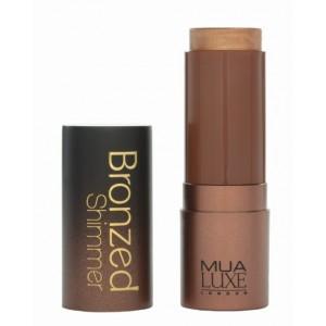 Buy MUA Luxe Bronzed Shimmer - Nykaa