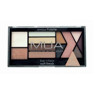 Buy MUA Amour Palette - Nykaa