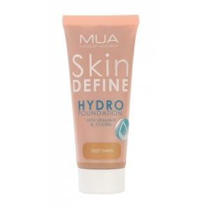 Buy MUA Skin Define Hydro Foundation - Deep Fawn - Nykaa