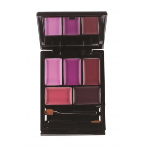 Buy MUA Paint Box Lip Palette - Nykaa