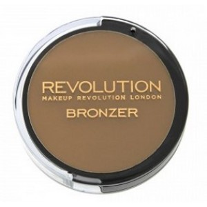 Buy Makeup Revolution Bronzer – Light Shimmer - Nykaa