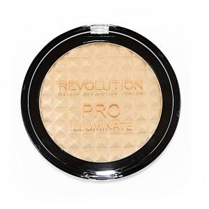 Buy Makeup Revolution Pro Highlighter - Illuminate - Nykaa