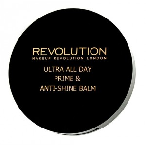 Buy Makeup Revolution Ultra All Day Prime & Anti -Shine Balm - Nykaa