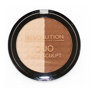 Buy Makeup Revolution Duo Face Sculpt  - Nykaa