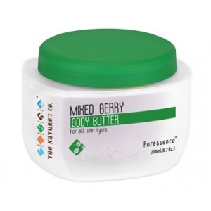 Buy The Nature's Co. Mixed Berry Body Butter  - Nykaa