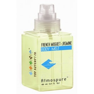 Buy The Nature's Co. French Muguet-Jasmine Body Mist - Nykaa