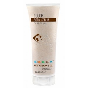 Buy The Nature's Co. Cocoa Body Scrub - Nykaa