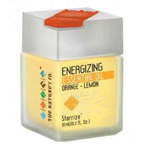 Buy The Nature's Co. Orange & Lemon Energizing Essential Oil - Nykaa