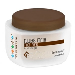Buy The Nature's Co. Fullers Earth Face Pack - Nykaa