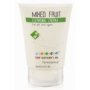 Buy Herbal The Nature's Co. Mixed fruit Cleansing Cream - Nykaa
