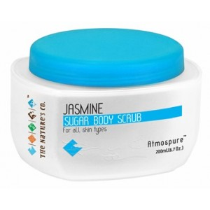 Buy The Nature's Co. Jasmine Sugar Body Scrub - Nykaa