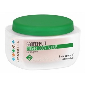 Buy The Nature's Co. Grapefruit Sugar Body Scrub  - Nykaa