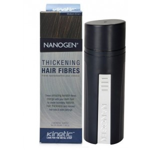 Buy Nanogen Hair Fibre - Medium Brown - Nykaa