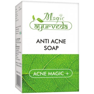 Buy Nature's Essence Anti Acne Soap Magic (Set of 3+1 Free) - Nykaa
