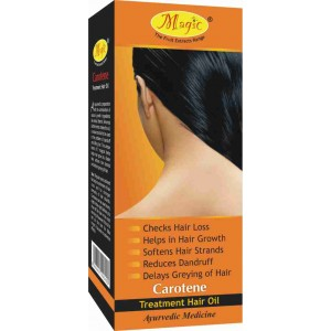 Buy Nature's Essence Carotene Hair Fall Control Oil - Nykaa