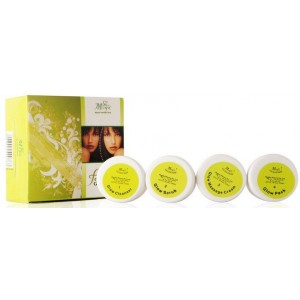 Buy Nature's Essence Fairness Glow Facial Kit Mini - Nykaa