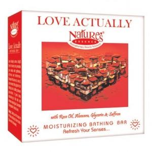 Buy Herbal Nature's Essence Love Actually Moisturizing Soap - Nykaa