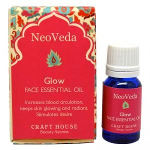 Buy NeoVeda Glow Face Essential Oil - Nykaa