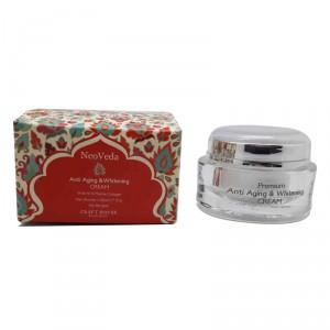 Buy NeoVeda Anti Aging And Whitening Cream - Nykaa