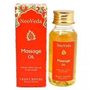 Buy NeoVeda Massge Oil - Nykaa