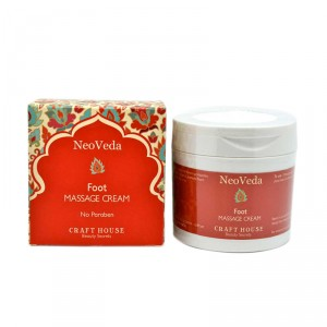 Buy NeoVeda Foot Massage Cream - Nykaa