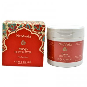 Buy NeoVeda Mango Body Butter - Nykaa