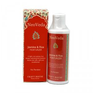 Buy NeoVeda Jasmine And Rice Moisturizer - Nykaa