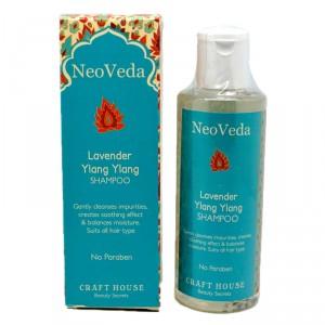 Buy NeoVeda Shampoo - Lavender Ylang Ylang - Nykaa