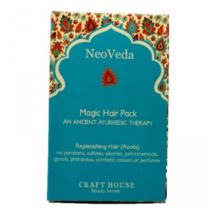 Buy NeoVeda Magic Hair Pack - Nykaa