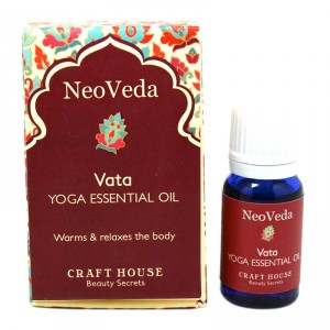 Buy NeoVeda Vata Yoga Essential Oil - Nykaa