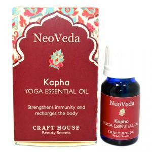 Buy NeoVeda Kapha Yoga Essential Oil - Nykaa