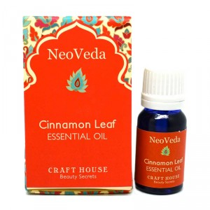 Buy NeoVeda Cinnamon Leaf Essential Oil - Nykaa