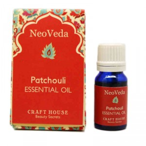 Buy NeoVeda Patchouli Essential Oil - Nykaa