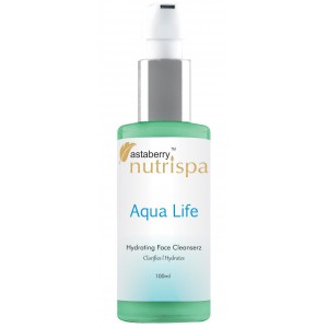 Buy Nutrispa Aqua Life Hydrating Face Cleanser - Nykaa