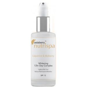 Buy Nutrispa Liquorice & Mulberry Whitening 12 hr Day Complex Moisturizer - Nykaa