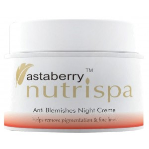 Buy Nutrispa Tomato & Pine Bark Anti Blemishes Night Creme - Nykaa