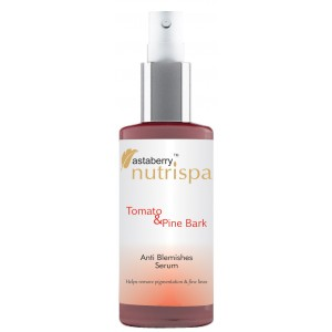 Buy Nutrispa Tomato & Pine Bark Anti Blemishes Serum - Nykaa
