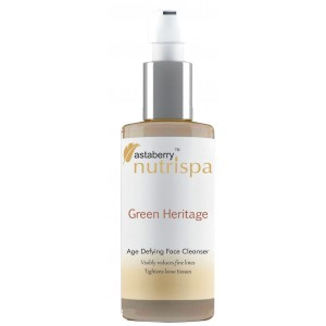 Buy Nutrispa Green Heritage Age Defying Face Cleanser - Nykaa
