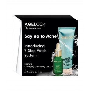 Buy O3+ Agelock Say No To Acne (Pack Of 2) - Nykaa